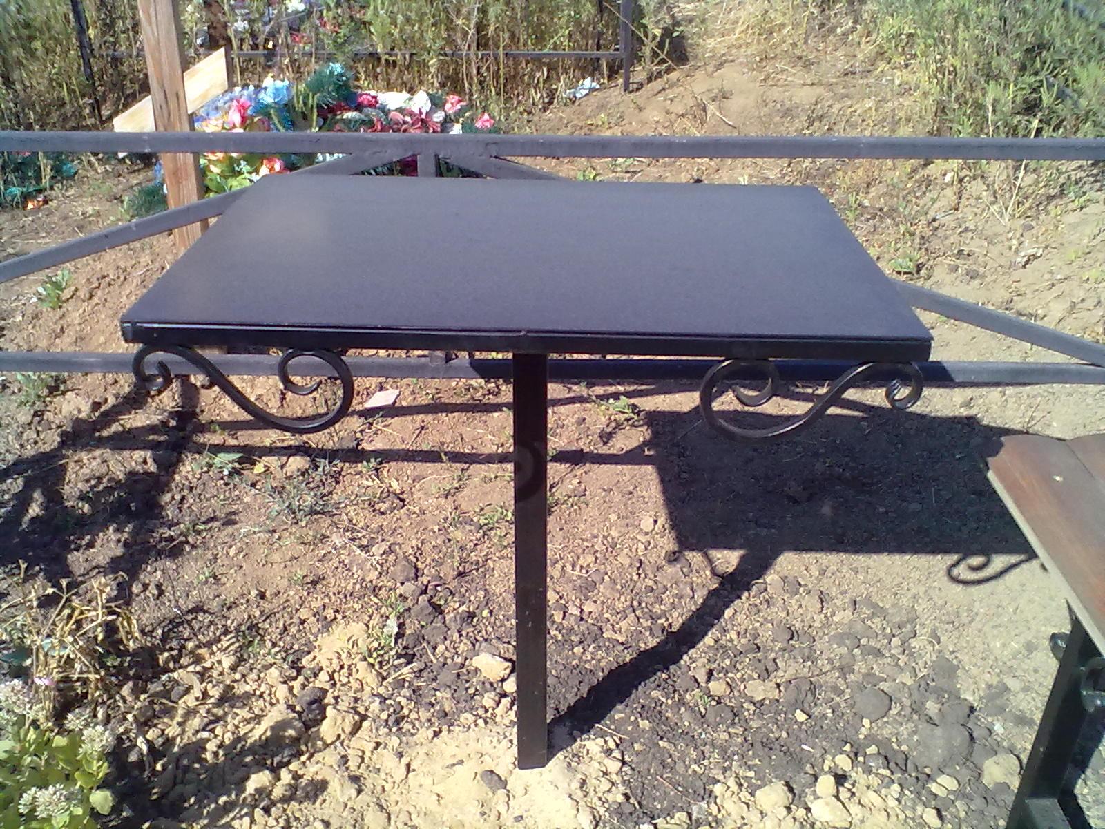 Как сделать своими руками столик и лавочку на кладбище фото 161